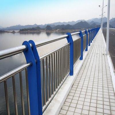 q235防撞设施栏杆产品图片